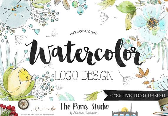Custom Logo Design eCommerce Website Logo Blog Logo Boutique
