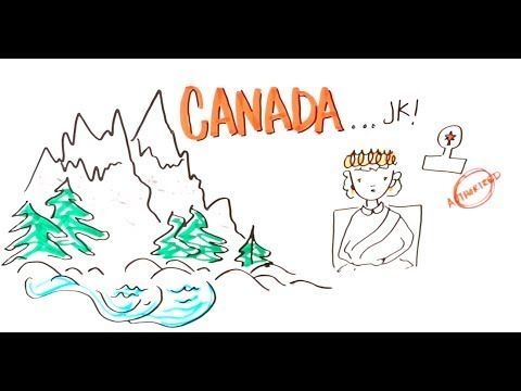 How Canada Became a Democracy: Part One - YouTube