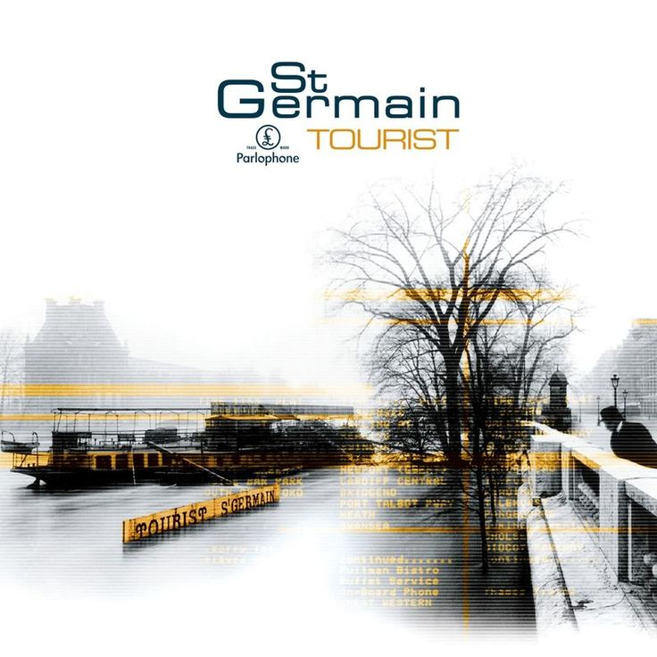 Rose Rouge by St Germain - Tourist [Remastered] (Remastered Version)