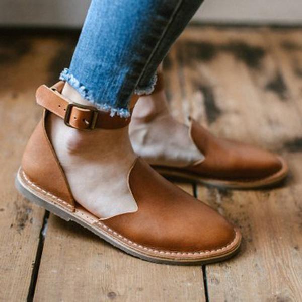 Chellysun Women Casual Slip On Flats