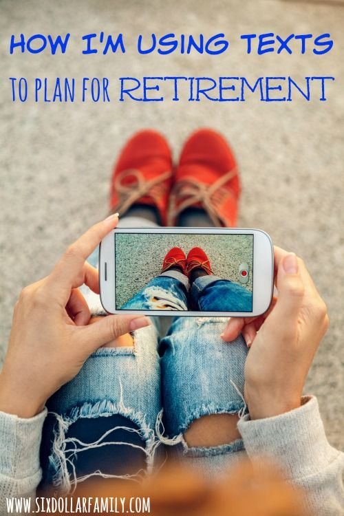 Planning for retirement can be such a hassle. We're making it easy though. We're using Text Messages to boost our retirement fund! See how!