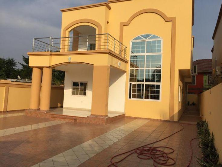 Houses For Sale In East Legon Accra Ghana 4 Bedroom