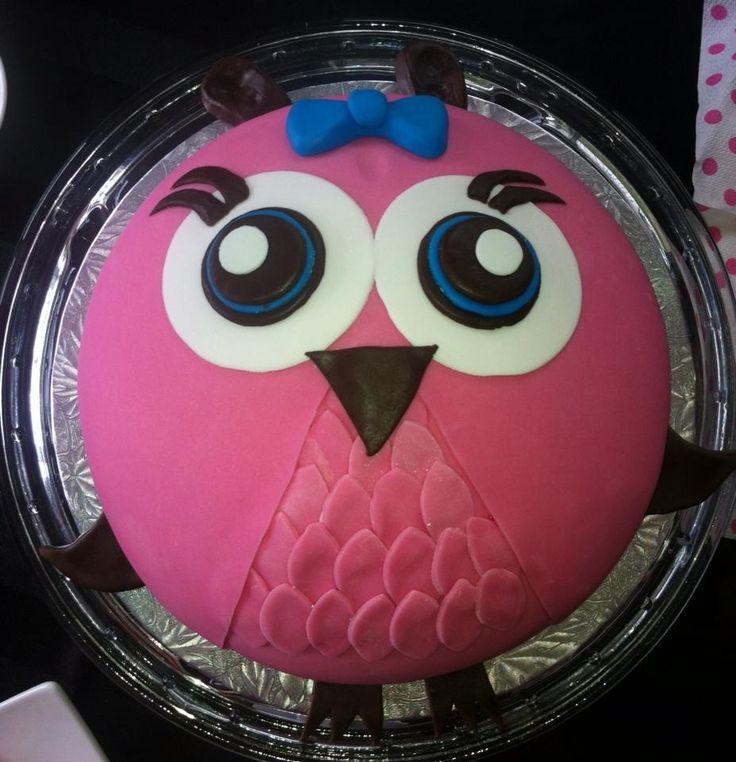 Ryleigh Rose first birthday cake