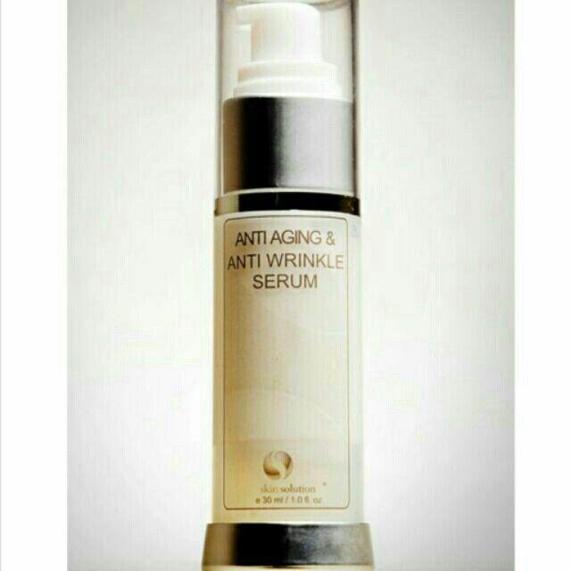 Saya menjual Serum anti aging dan anti wrinkle Skin Solution seharga Rp330.000. Dapatkan produk ini hanya di Shopee! http://shopee.co.id/inuya12/244866 #ShopeeID