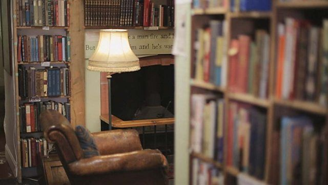 A window into the world of second-hand books in the digital age.