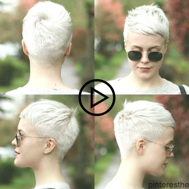 15 + Cute + Short + Hairstyles + pour + Femmes + – + Le + Chic + Pixie + Coupes …
