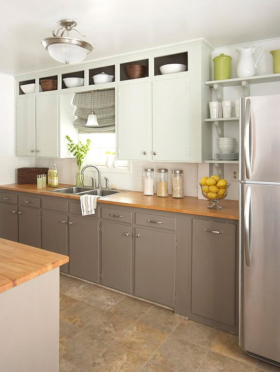 amazing Discount Kitchen Remodel #1: Kitchen Room Idea, Remodeling Kitchen: Cheap Kitchen Remodel Ideas  Resulting Good Looking Kitchen