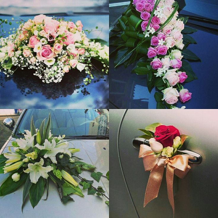 Wedding car floral decoration ideas for an auspicious start to the wonderful journey you are going to embark #InspiredWeddingDecor #weddingplanning #kanpur