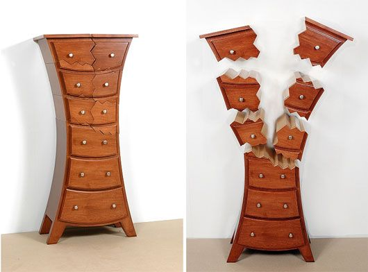unique pieces of furniture. furniture for explosion cabinets unique cabinet design opulentitems pieces of