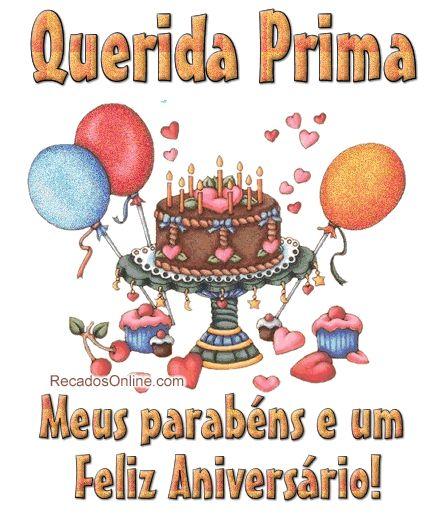 feliz aniversario prima                                                                                                                                                                                 Mais