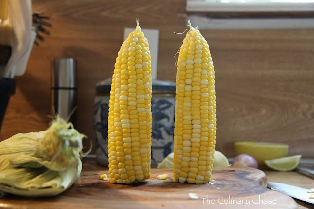 Corn on the Cob - a super easy way to cook it in the microwave! Where has this been all my life?!?Side Dishes, Culinary Chaseth, Food, Microwave Corn, Super Easy, Corn On Cob, Chaseth Culinary, Favorite Recipe, Dinner Tonight