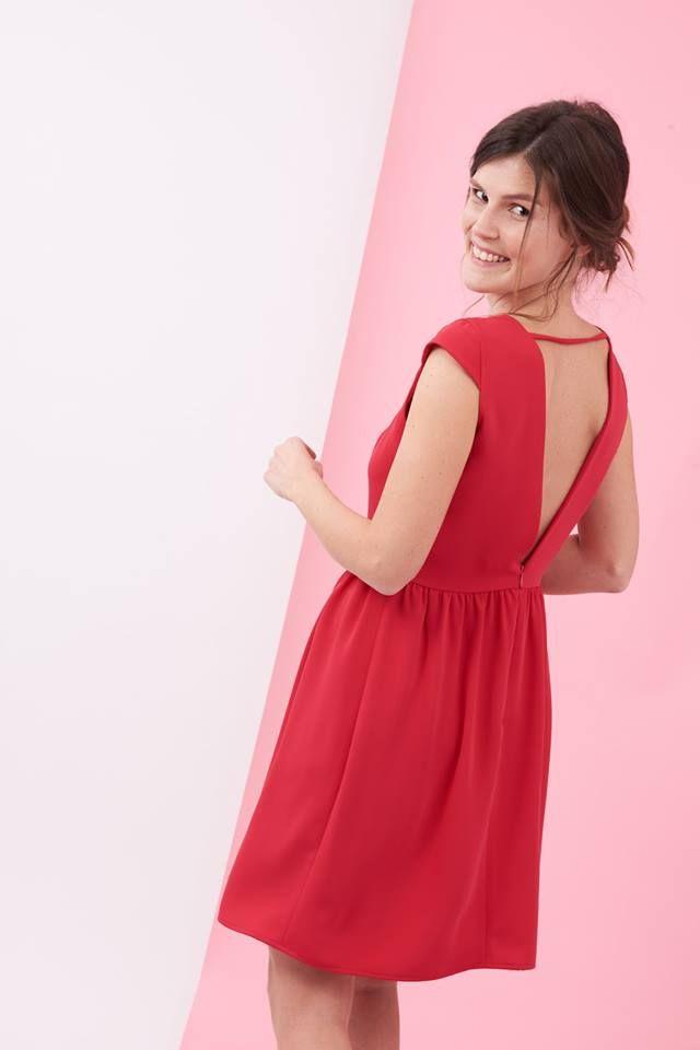 Mejores 73 imágenes de FASHION   Vestidos LUCIE ANDRÉ en Pinterest