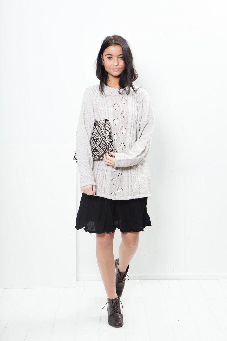 Shell vintage cotton shirt