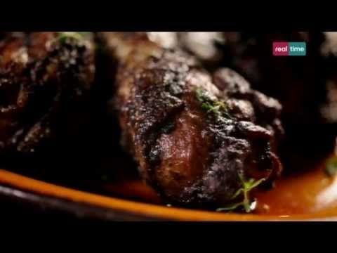 Cucina con Ramsay # 14: Pollo alla Giamaicana (Jerk) - YouTube