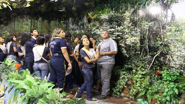 6ª edição do Circuito da Ciência é nesta sexta-feira no Bosque da Ciência Durante as atividades do projeto os estudantes poderão visitar