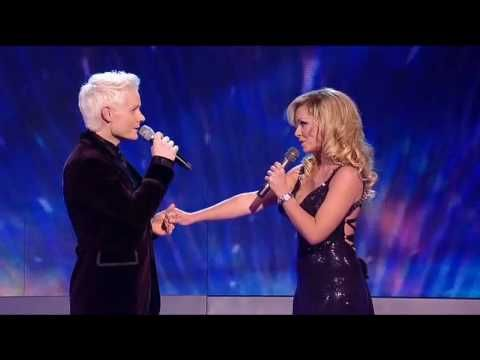 Katherine Jenkins and Rhydian - You Raise Me Up
