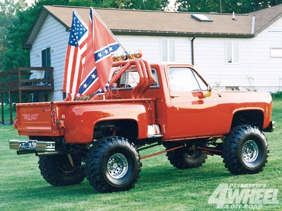 awesome chevy trucks | Lifted Chevy Trucks / Not really into side steps....But AWESOME truck!