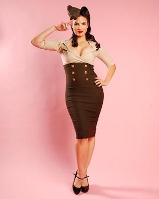 a84fe5d20394 Best images about pin up fancy dress on pinterest gil jpg 320x400 Pin up  outfits
