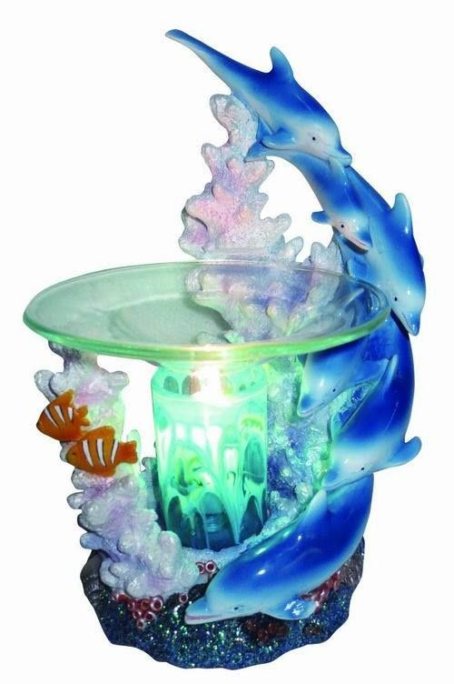 Electric Dolphin Tart Warmer Electric Candle Warmers