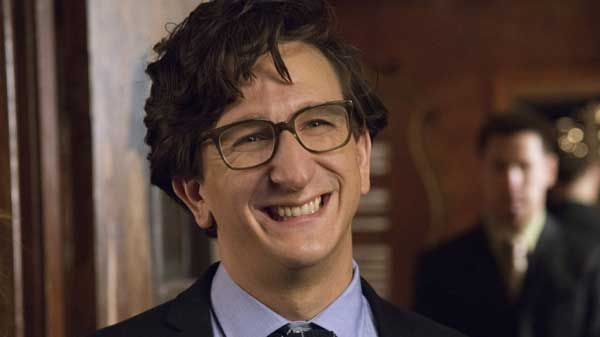 Paul Rust chats via webcam about his new Netflix romantic comedy �Love,� which he and his wife (Lesley Arfin) created with Judd Apatow.