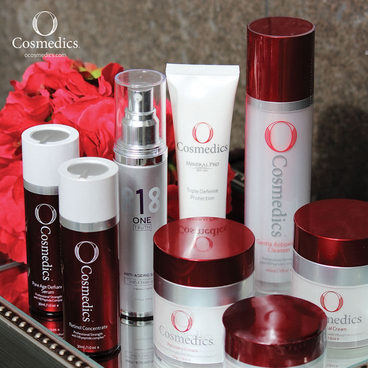 O Cosmedics amazing skincare available at In Therapy skin and Body - Red Hill and Clayfield
