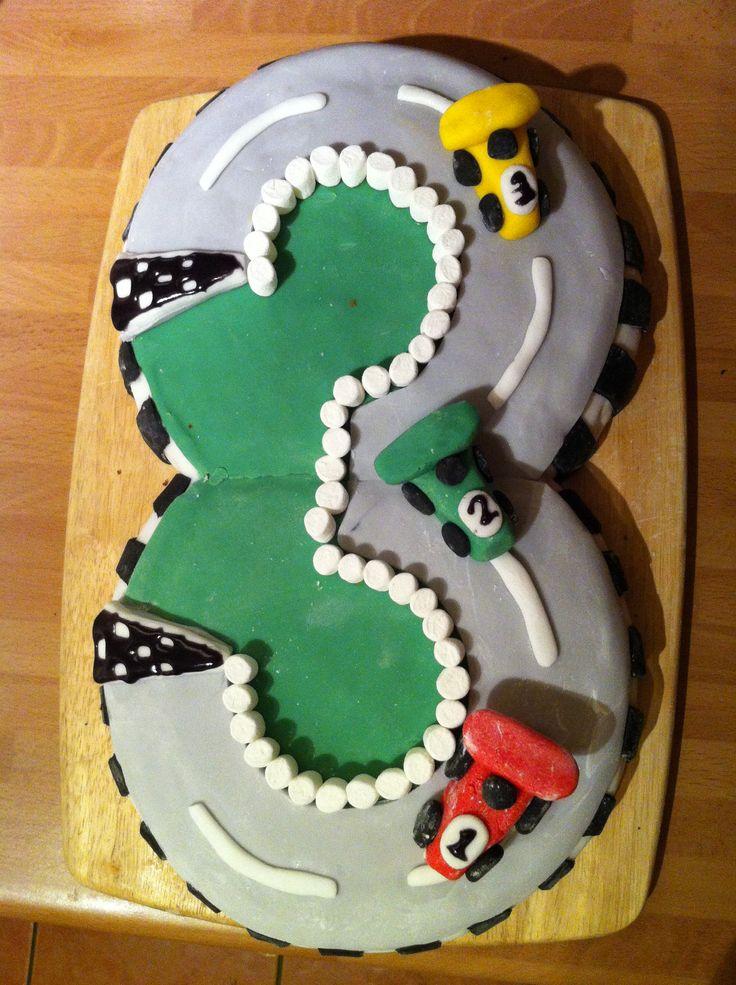 Age 3 Birthday Cake Ideas For The Boys Pinterest