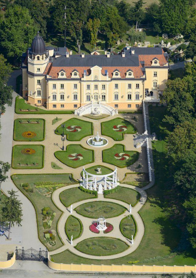 Sorokpolány, Szapáry-kastély, Magyarország