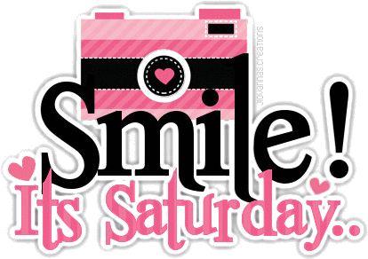Smile It's Saturday tumblr