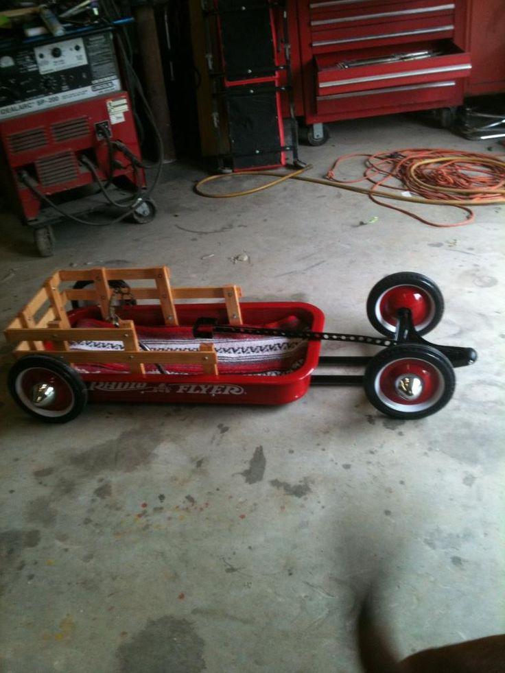 D Badd B B B D B B on Rat Rod Pedal Car