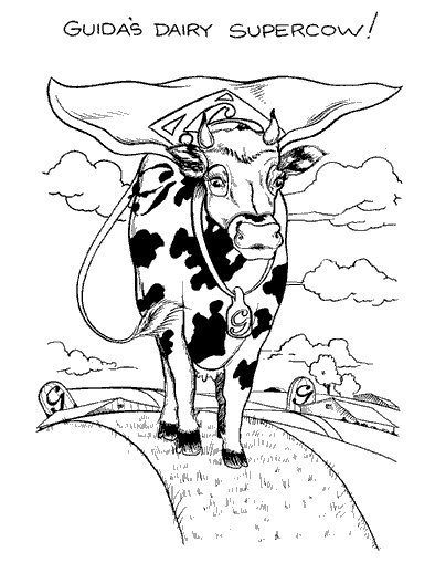 weird coloring pages - photo#4