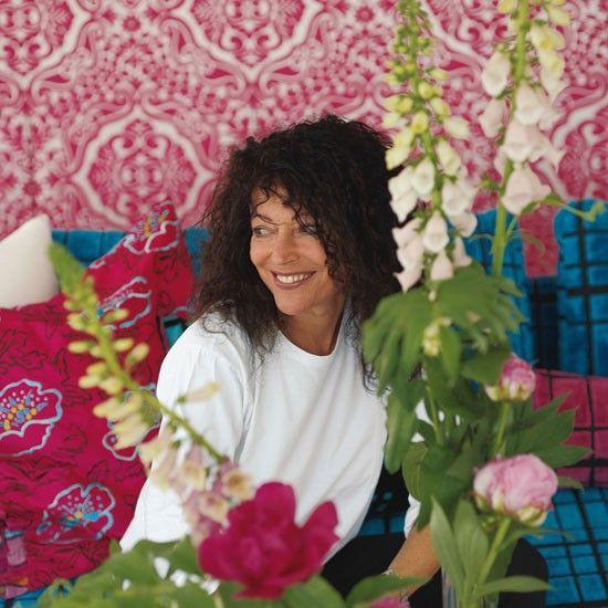 morris rugs chrysanthemum china blue tricia guildcolorful interiorsdesigner - Design Guild Homes