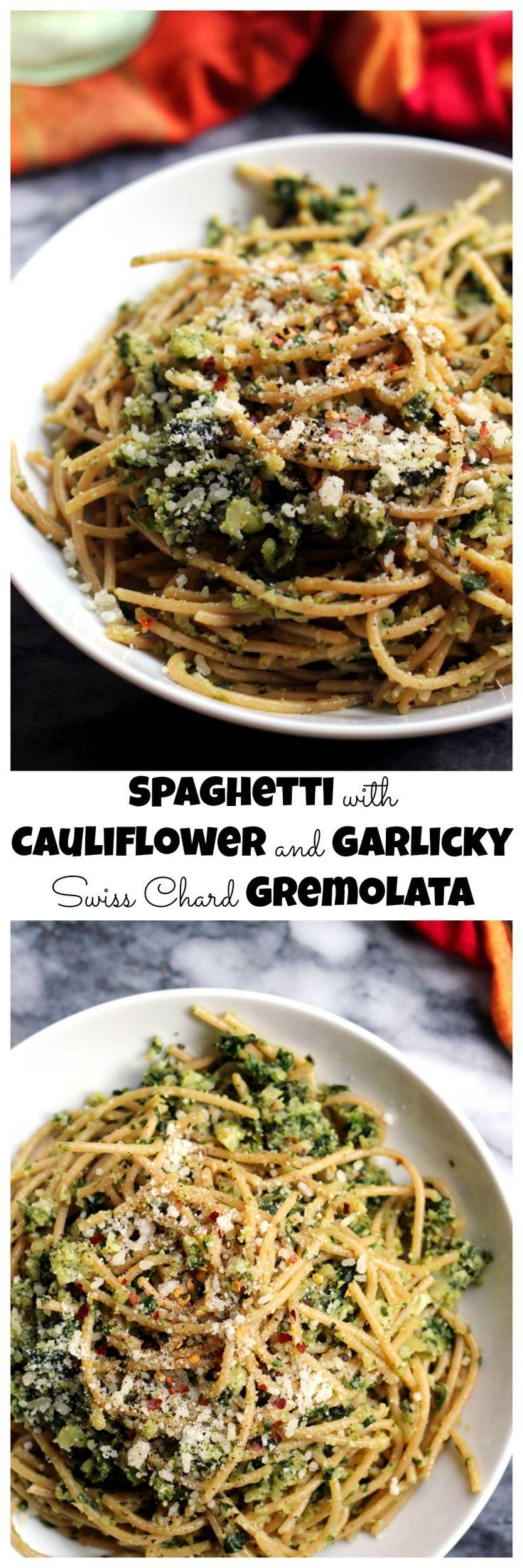 Spaghetti Squash And Chard Saute Recipe — Dishmaps
