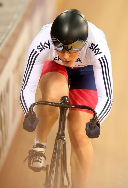 Katy Marchant - Cycling. Women's Track.