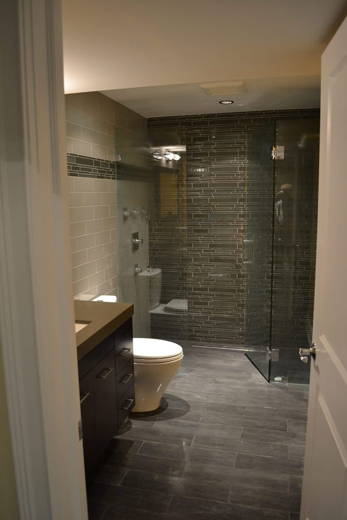 nice Pictures Of Basement Bathrooms Part - 2: 30 Amazing Basement Bathroom Ideas for Small Space | Bathroom | Pinterest | Basement  Bathroom, Basement and Basement remodeling