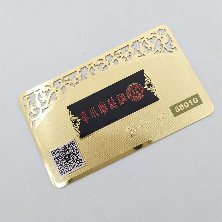 metalcardmetal card blankssilver color metal cardmetal