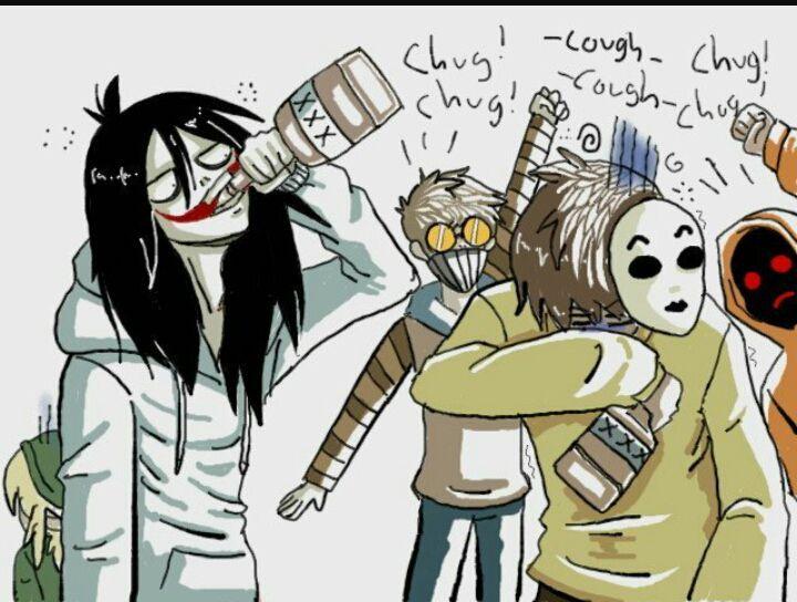 Memes Creepypastas (Imagines, Yaoi y Yuri) - pobre de Masky