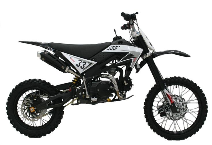 X-Moto CBF33-A 125ccm 4 Takt. Qualitativ hochwertiges Dirtbike