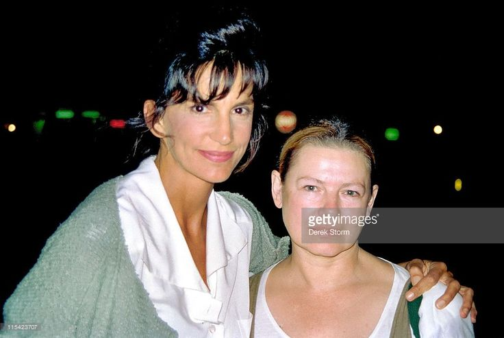 <a gi-track='captionPersonalityLinkClicked' href=/galleries/search?phrase=Mercedes+Ruehl&family=editorial&specificpeople=1137657 ng-click='$event.stopPropagation()'>Mercedes Ruehl</a> & Dianne Wiest during <a gi-track='captionPersonalityLinkClicked' href=/galleries/search?phrase=Mercedes+Ruehl&family=editorial&specificpeople=1137657 ng-click='$event.stopPropagation()'>Mercedes Ruehl</a> and Dianne Wiest Exit the Bay Street Theater in Sag Harbor - July 26, 1994 at Bay Street Theater in Sag…