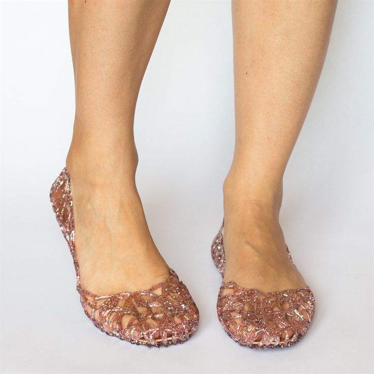 Spring Jelly Shoes - 6 Colors