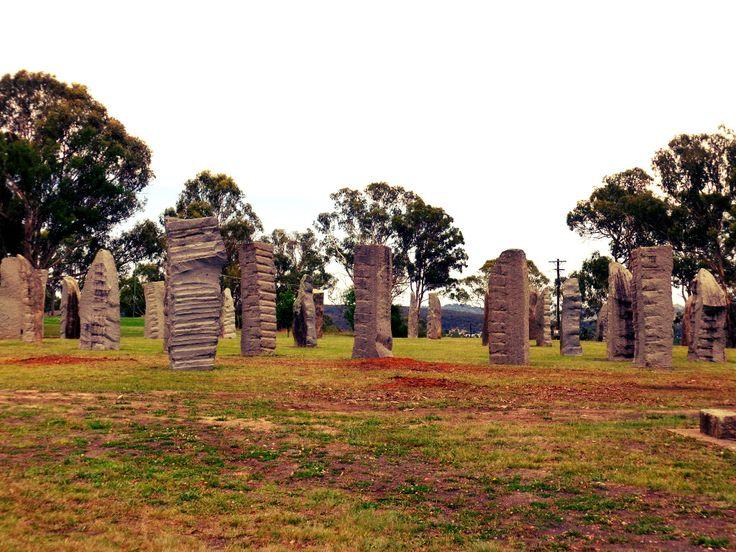 Standing Stones, Glen Innes, NSW