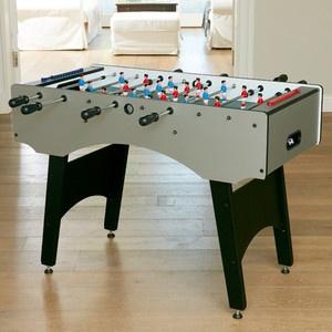 Foosball Table Adjustable