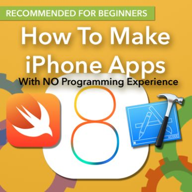 Great tutorials on how to build iPhone apps for ios8 using Swift!