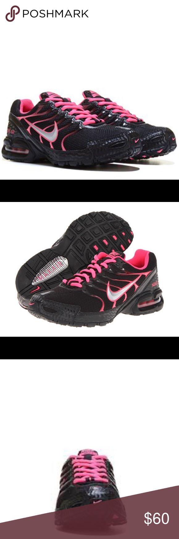 Nike air max torch 4 running shoe - Nike Air Max Torch 4 Brand New Black And Pink Nike Air Max Torch 4