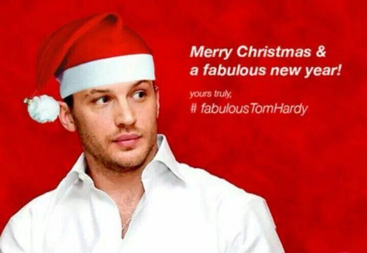 Merry Christmas | Tom Hardy | Pinterest | Merry christmas, Christmas and Toms