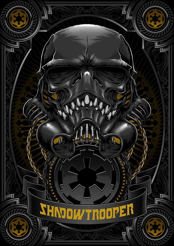 Звездные Войны,Star Wars,фэндомы,Штурмовики,tie pilot,Darth Vader,SW Персонажи,snowtrooper,Royal guard(SW),Боба Фетт,Biker Scout,sw over