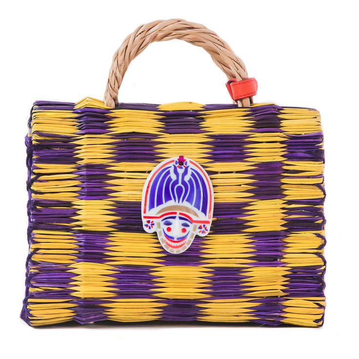 Heimat Atlantica clutch #clutch #fashion #accessories #bags #handbags #valerydemure [discover more at www.valerydemure.com]