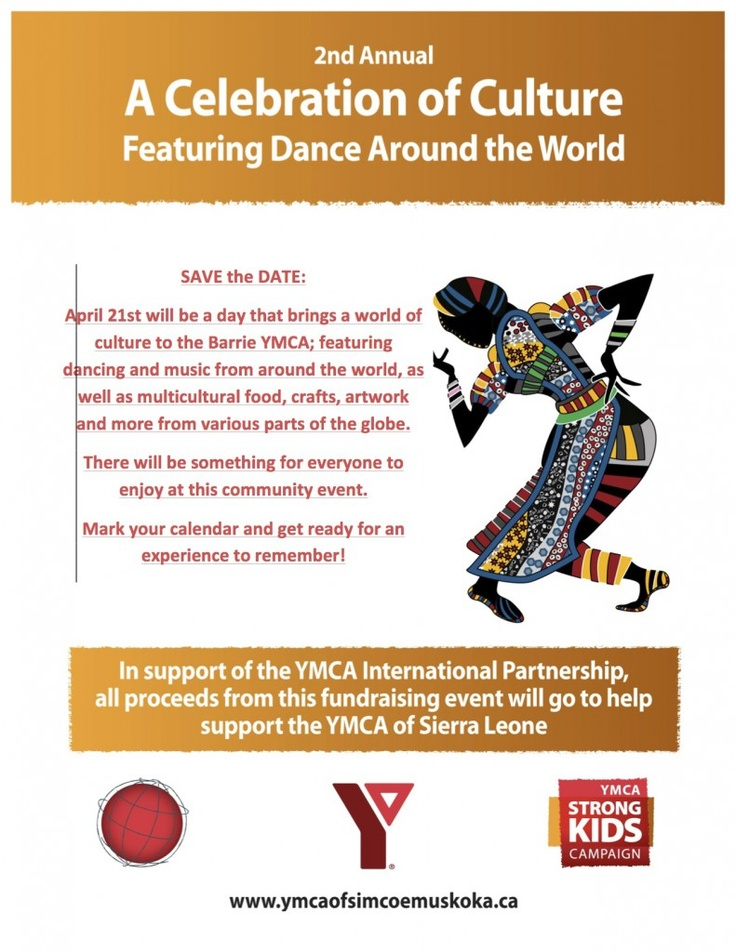 YMCA celebrates culture around the world through dance