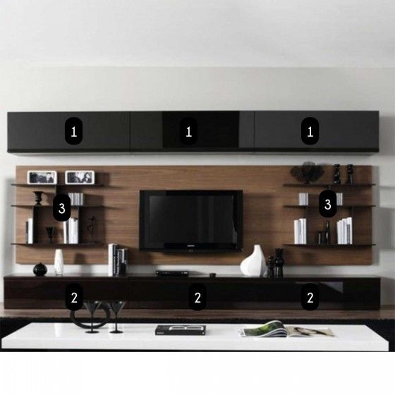 17 Best Images About Tv Wall Stand On Pinterest Modern