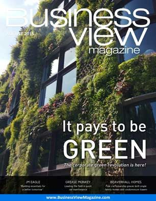 Business View Magazine - July 2015 Issue