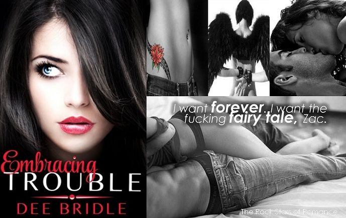 Spotlight & Signed Giveaway: Embracing Trouble by Dee Bridle
